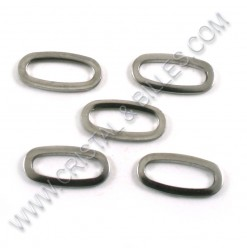 Ring soldered 16x7.5mm,...