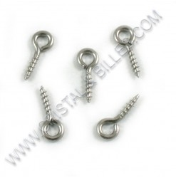 Screw eye 4 x 10mm,...