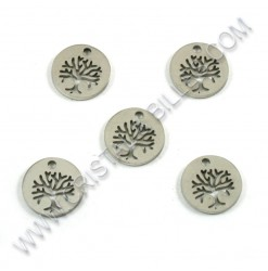 Charm tree of life 12mm,...