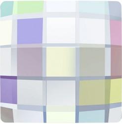 2493 Cristal AB 12mm - Qty : 2