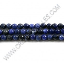 Sodalite faceted 06mm -...