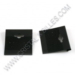 Earring display 38mm, Black...