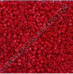Delica DB0723, Red - Qty : 50g