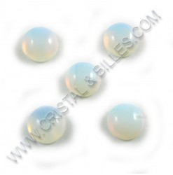 Cabochon 10mm Opalite - Qty...