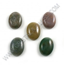 Cabochon 20x15mm Indian...