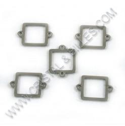Connecteur carré 14mm, Inox...
