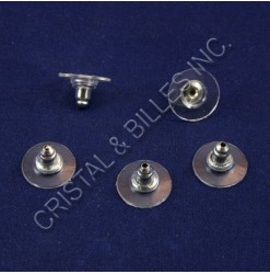 Barrure tige oreille, Nickel