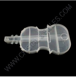 Box Violin 220x110x25mm,...