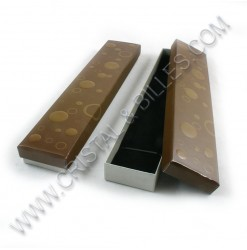 Box 210x45x20mm, Brown -...