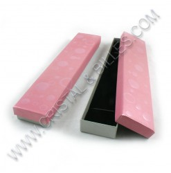 Box 210x45x20mm, Pink - Qty...