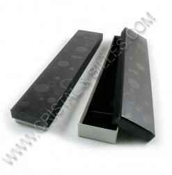 Boite 210x45x20mm, Noir -...