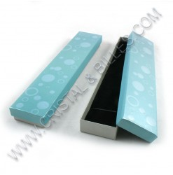 Box 210x45x20mm, Blue - Qty...