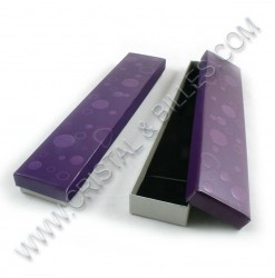 Box 210x45x20mm, Purple -...