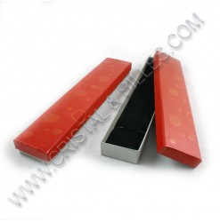 Box 210x45x20mm, Red - Qty : 5