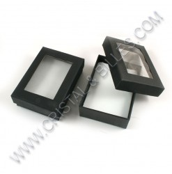 Box 90x70x30mm, Black - Qty...