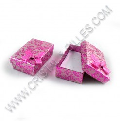 Box 80x50x30mm, Pink - Qty : 6