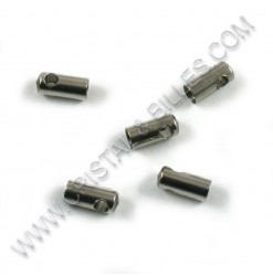 Connector 8.5x4mm, SS 304 -...