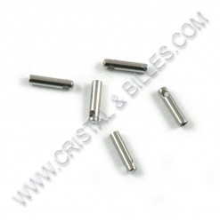 Connector 7x1.6mm, SS 304 -...