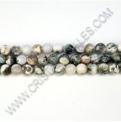 Agate Tree white, 06mm -...