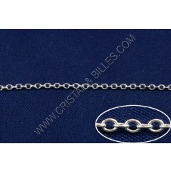 Chain cable link 2x1.5mm,...