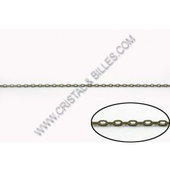 Chain cable link 2x4mm,...