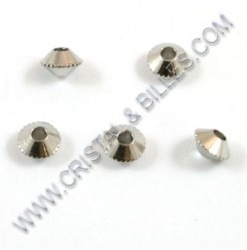 "Metal bead ""Bicone"" 04mm,..."