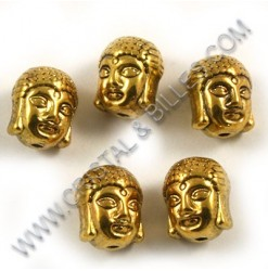"Metal bead ""Boudha"",..."