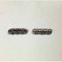 Spacer 3 holes 14x4mm,...