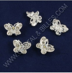 Spacer butterfly 2 holes...