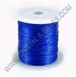 Elastic wire 1.0mm X 10m, Blue