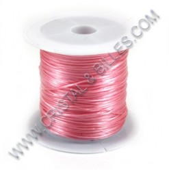 Elastic wire 1.0mm X 10m, Pink