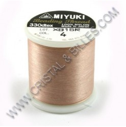 Nylon thread size B, Blush 4