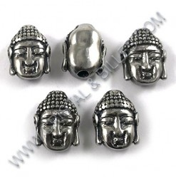 Bead Boudha 11x14x8mm,...