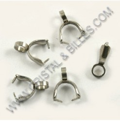Bail 09x2.5mm, Stainless...
