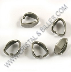 Bail 03x07mm, Stainless 304...