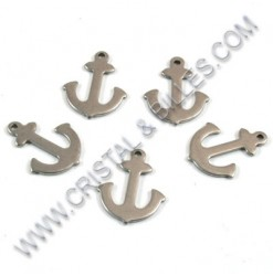 Charm anchor 16x13mm,...