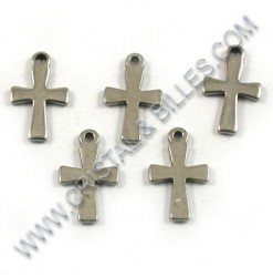 Charm cross 12x07mm,...
