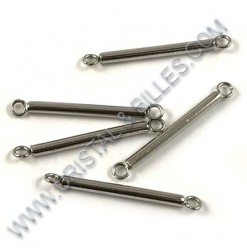 Connector 26x2mm, Stainless...