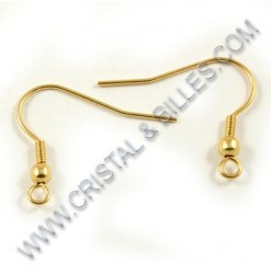 Earing hook 20x18mm,...