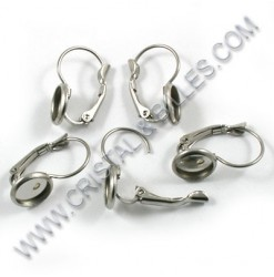Earring lever 21x13mm,...