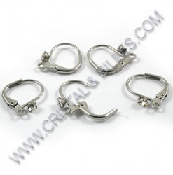 Earring 14x13mm, Stainless...