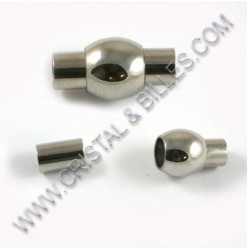 Magnetic clasp 19x10mm,...