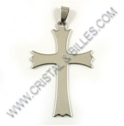Pendant cross 53x33mm,...