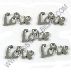"Pendant ""Love"" 13x7mm,..."