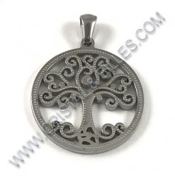 Pendant tree of life 25mm,...