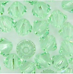5328 4mm, Chrysolite - Qté...