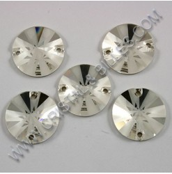 3200-G 12mm crystal - Qty : 12