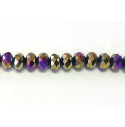 Glass bead abacus, Black...
