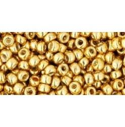 Seed beads ToHo 8-0, PF557...