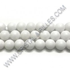 Jade Malaysia White, 08mm -...
